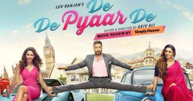 De De Pyar De Review