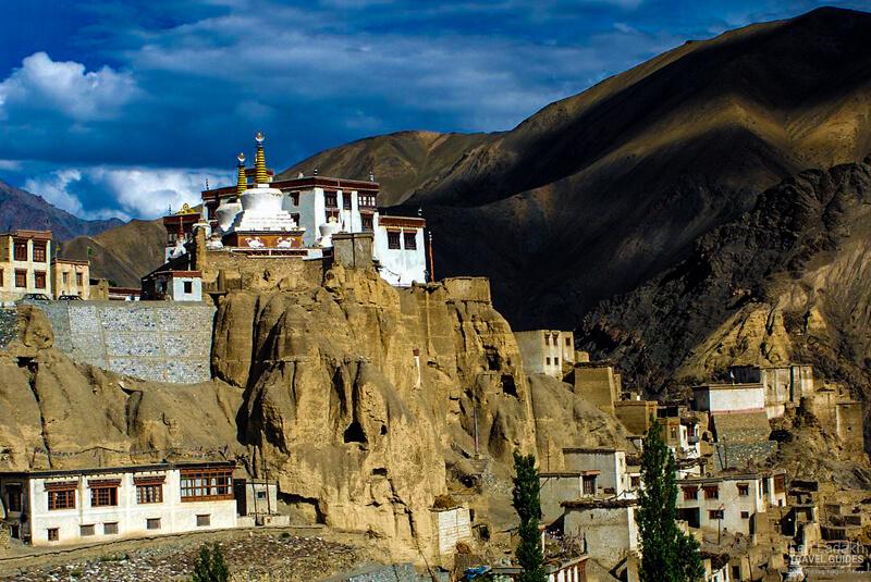 The Enchanting Monastic Feeling of Ladakh