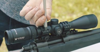 Mounting-Rifle-Scope