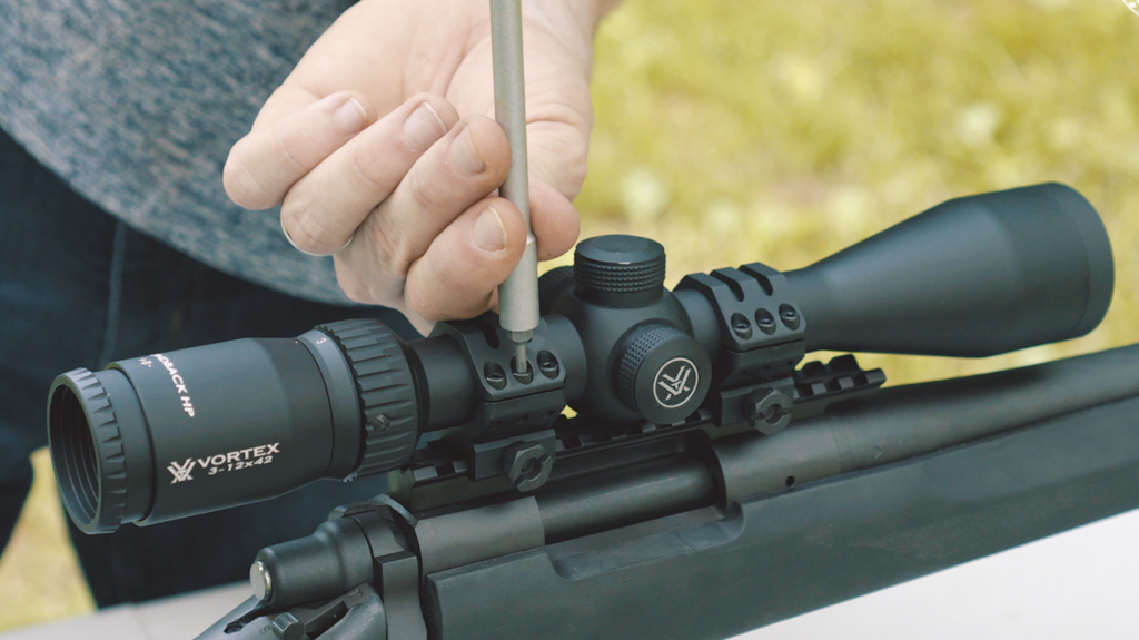 Mounting your Rifle Scope