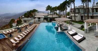 Luxury resorts in Himachal for a pampered vacation