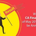 CA Final Result 2019