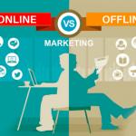 online vs offline marketing Copy