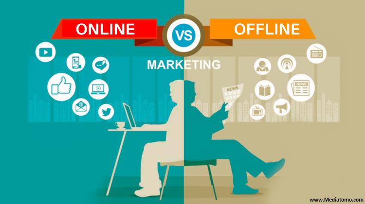 Online marketing vs Offline Marketing:- Complete Description