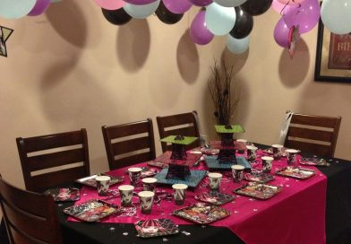 What are the best balloon decoration ideas for a kids birthday party?