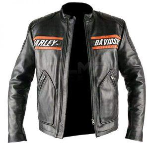 Bill Goldberg Harley Davidson Jacket
