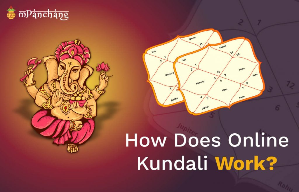 How Does Online Kundali Work