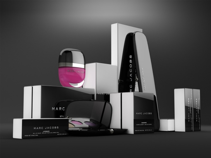 Marc Jacobs Beauty Packaging Design By Established