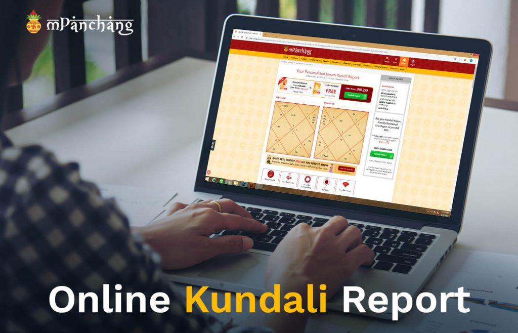 Online Kundali Report