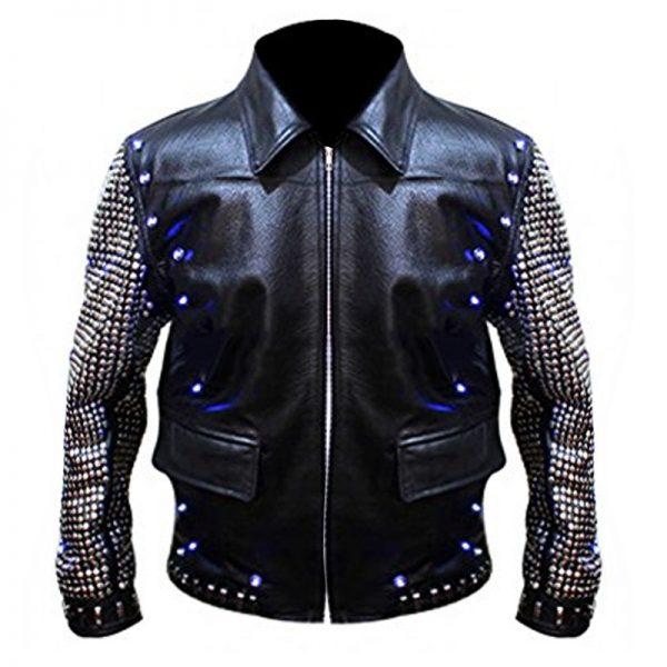 Chris Jericho Light Up Jacket