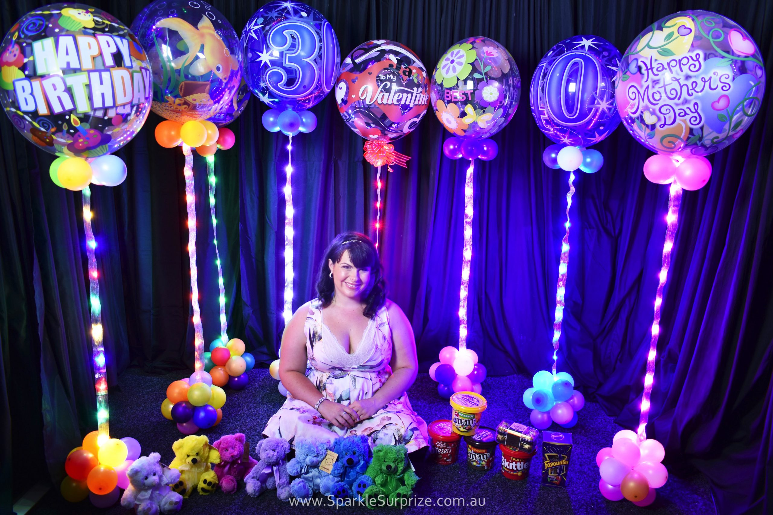 Balloons for All – All Day Every Day