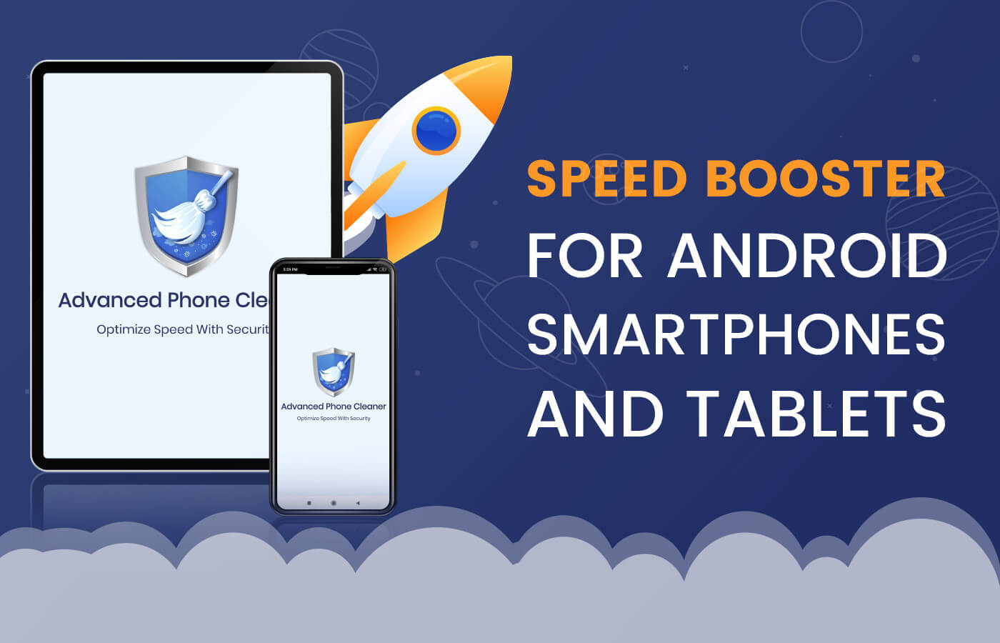 Speed Booster for Android Smartphones and Tablets