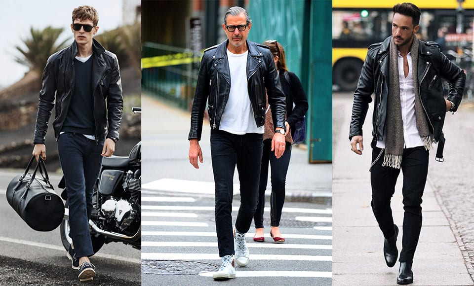 How to Elevate your Style with Leather Jackets