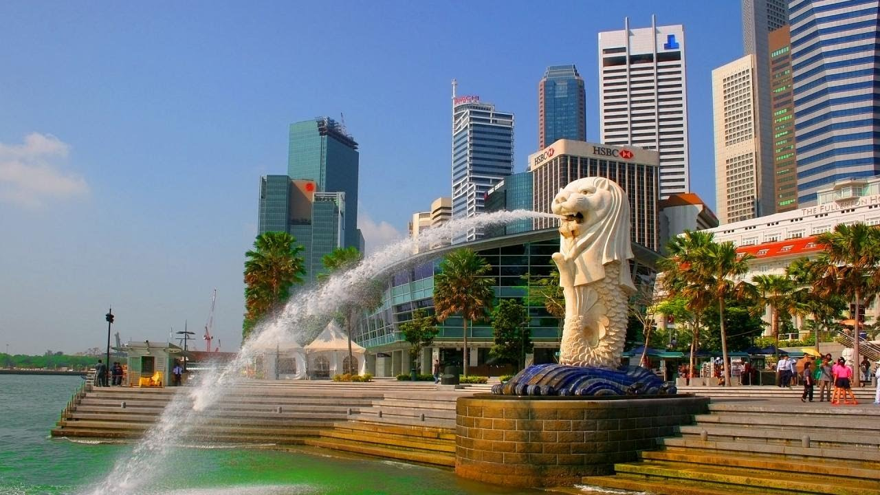 5 Romantic Places in Singapore For Honeymoon