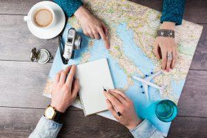 shutterstock honeymoon planning