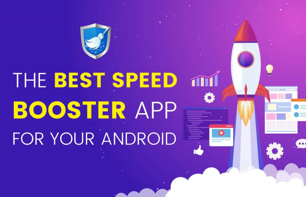 The Best Speed Booster app for your Android
