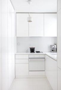 09 Minimalist Kitchen in White