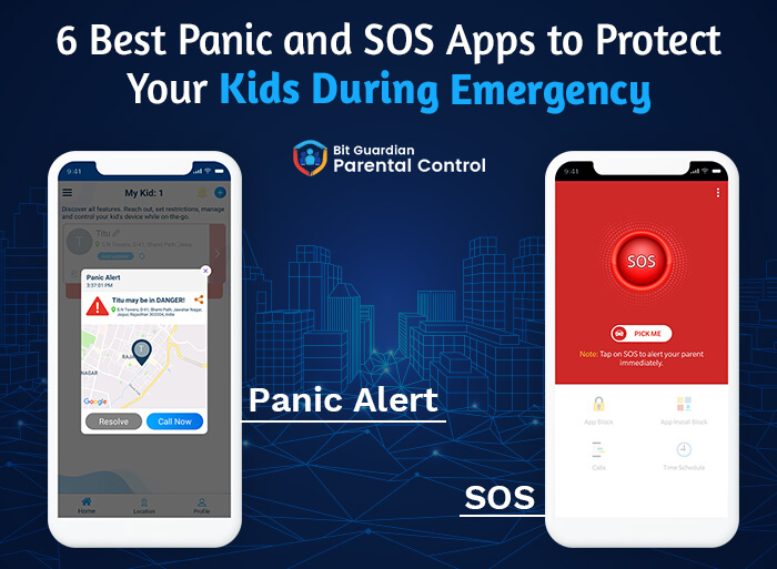 Apps to Protect Kids