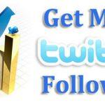 Gain Twitter Followers Fast