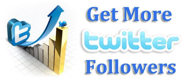 Gain Twitter Followers Fast & Easy ways