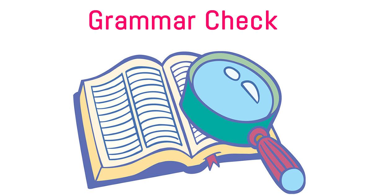 Grammar-Checker-Tools