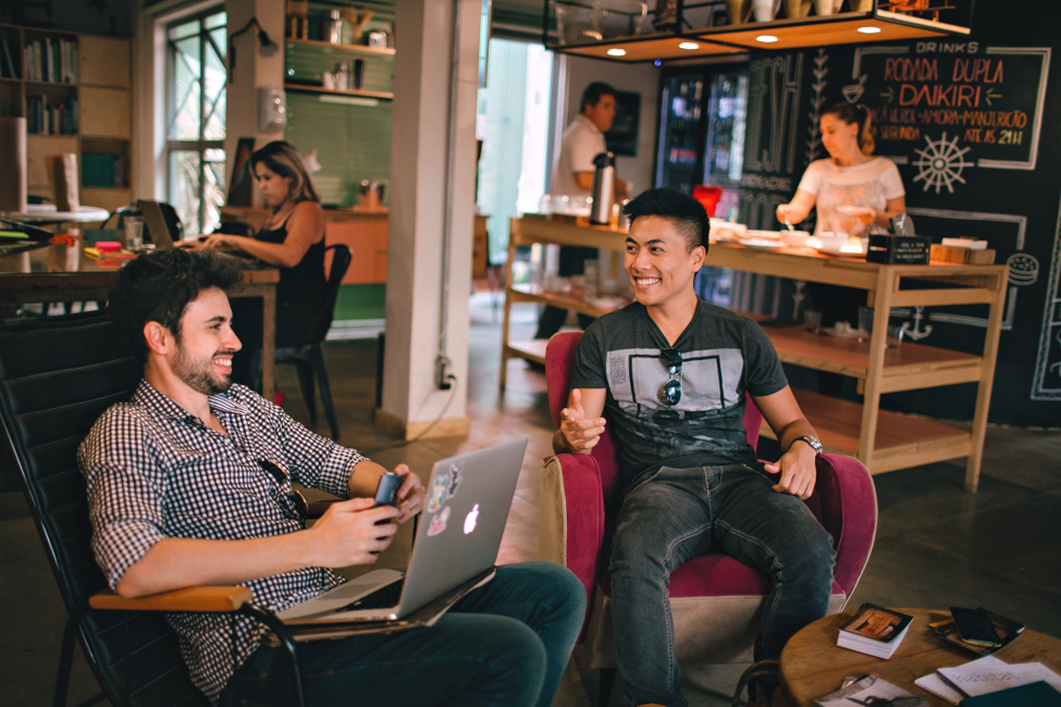 Opportunities At The Intersection of People and Ideas: Coworking Spaces