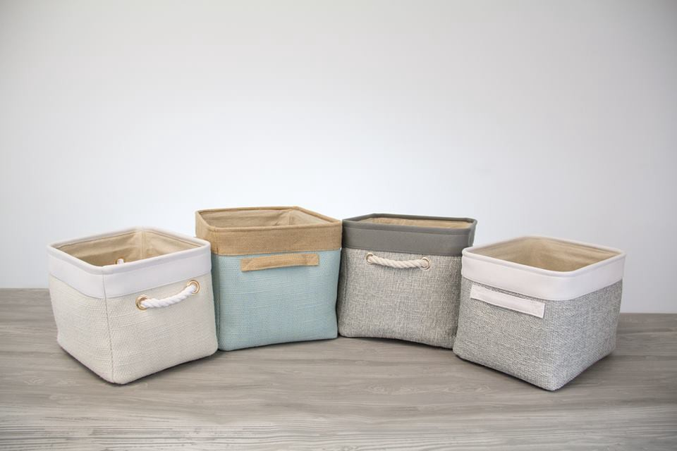 How to Decorate and Organize Each Room With Storage Bins