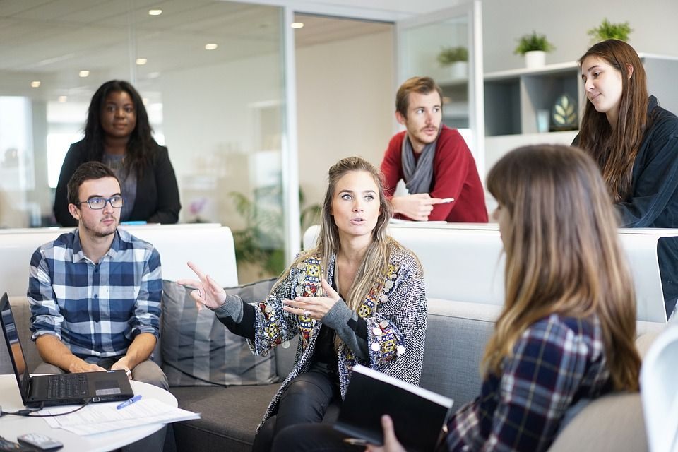 5 Important Benefits of Coworking Spaces for Startups
