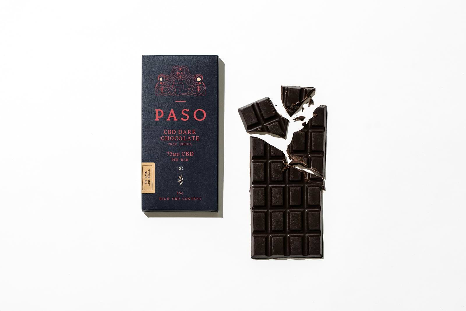 I Love Chocolate and Cbd – Now I Can Buy Both Together: CBD Chocolate in the Uk!