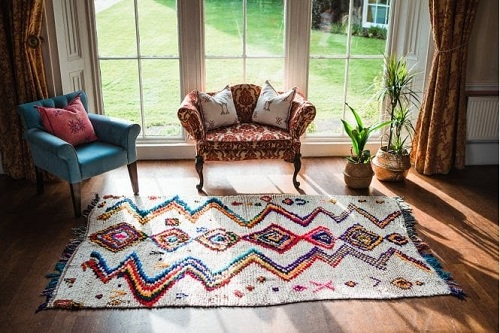 Vintage Moroccan Rugs – Timeless Elegance Seeped in Culture