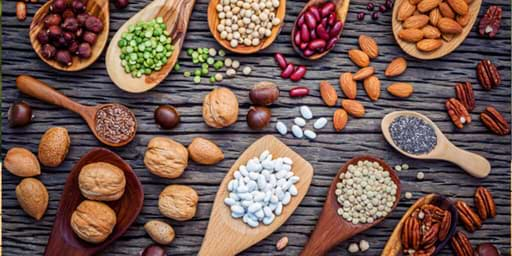 Nuts and seeds will boost your immunity