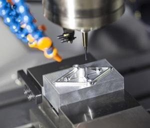 Fixture plates on CNC machining