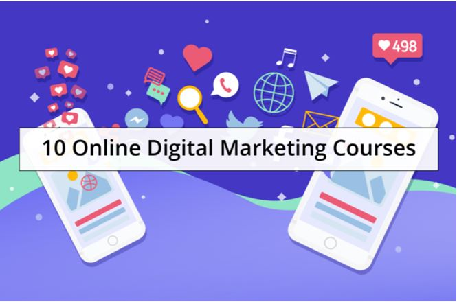 10 Online Digital Marketing Courses