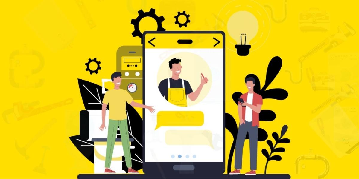 on-demand app business