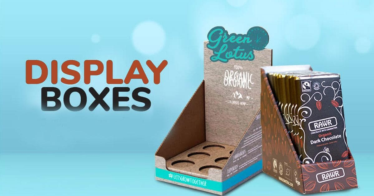 benefits of display boxes